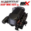 6.1L HEMI Whipple Supercharger Custom Tuner Kit for the Jeep Cherokee WK1 SRT8 by Modern Muscle