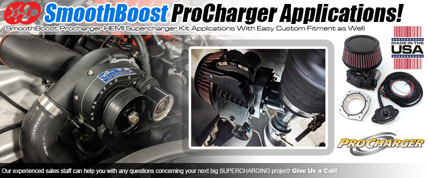 SmoothBoost Procharger Supercharger Boost Controller